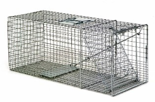 Safeguard� Professional Front Release Cage Trap 53124PFR